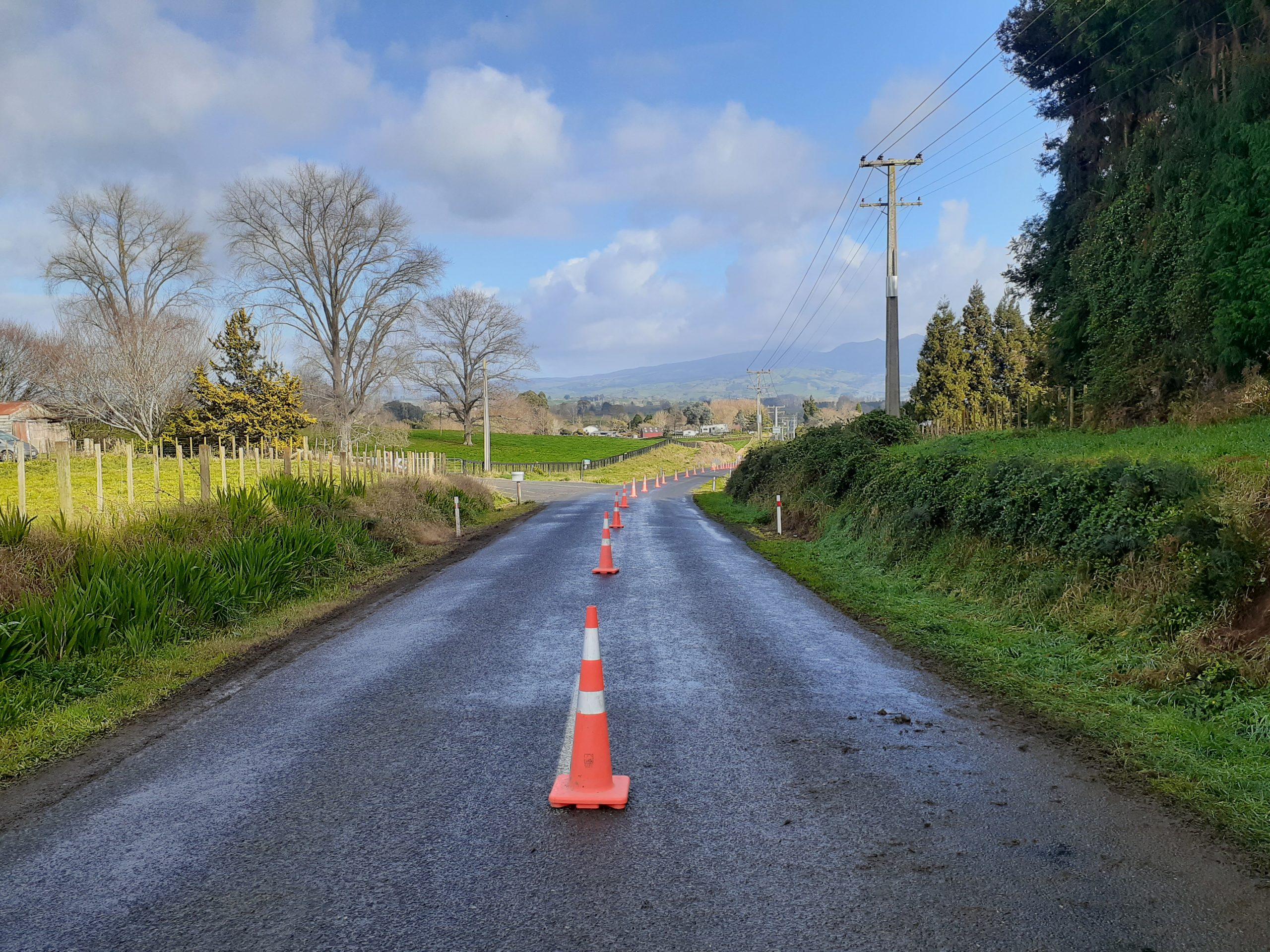 cones, road, traffic management