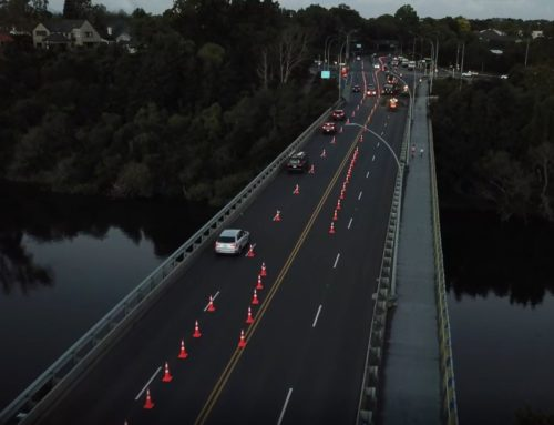 Wairere Drive / River Road – Night Works